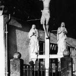Maria und Johannes unter dem Averfehrdener Kreuz