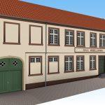 Visualisierung Haus Wibbelsman